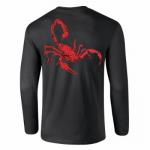 Camacho Scorpion Black Xl T-Shirt - XL