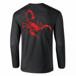 Camacho Scorpion Black Xl T-Shirt - XL