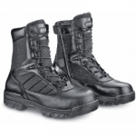 Bates Men's 8 inch Tactical Sport Side Zip Boots Black, Size: 11 3e
