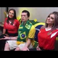 ‹ FIFA STRIP BRASIL X SUÍÇA ANA ROTHBARD › aruan felix