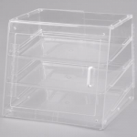 Cal-Mil 1011-S Three Tier U-Build Classic Pastry Display Case - 19 1/2 x 17 x 16 1/2