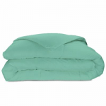 Cosy House Collection Luxury Bamboo Down Alternative Comforter - Full/Queen - Turquoise