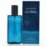 Cool Water Deodorant Spray for Men By Davidoff 2.5 OZ Deodorant Spray for Men's