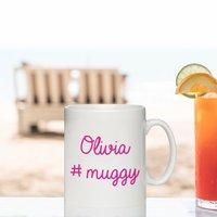 #Muggy Sublimation Mug