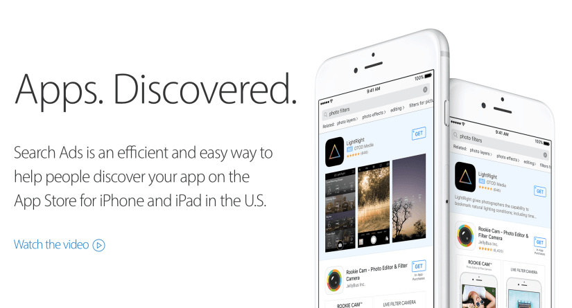 About Apple Search Ads