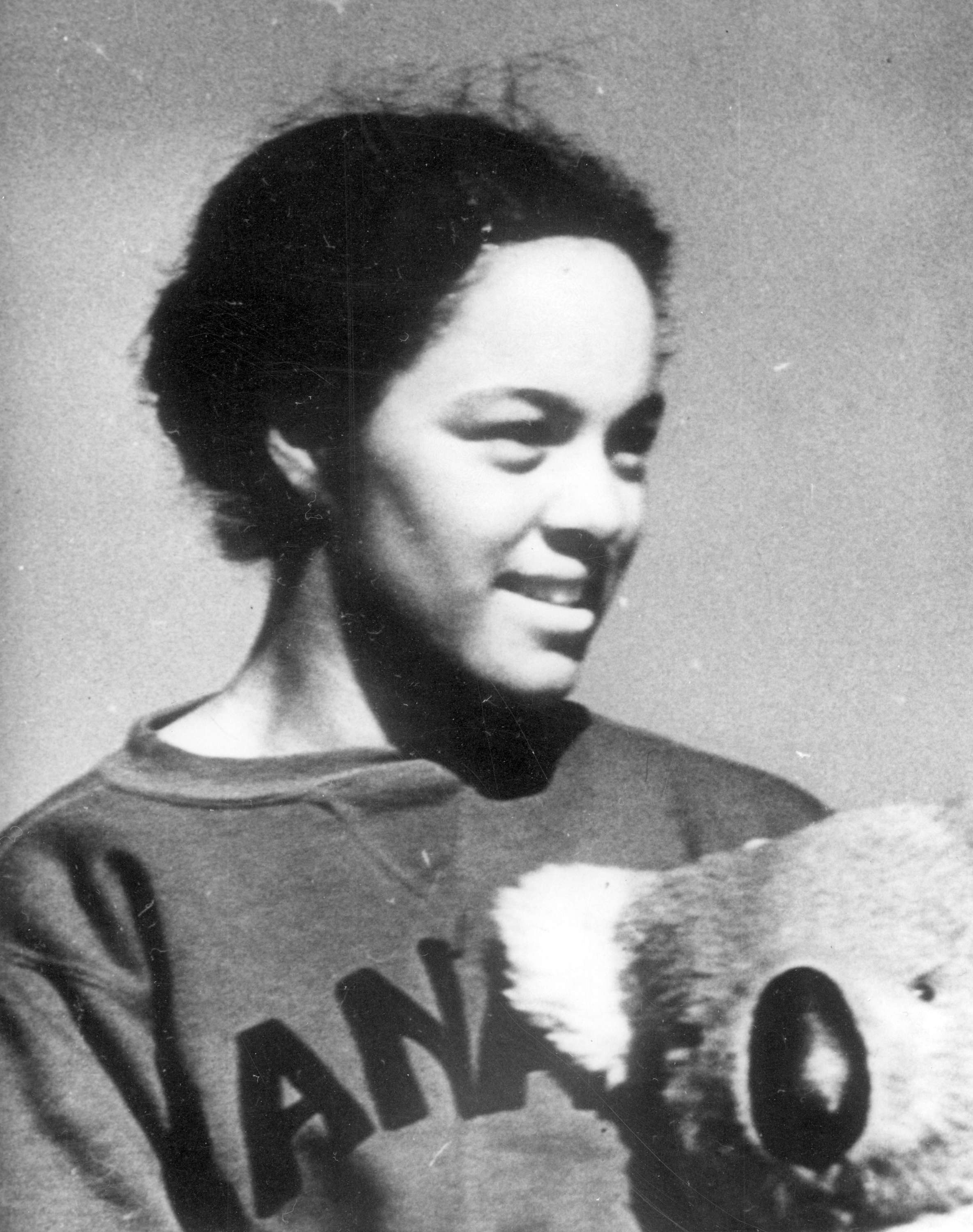 Athelete Barbara Howard ca, 1938. Photo: Vancouver Archives CVA 371-1643