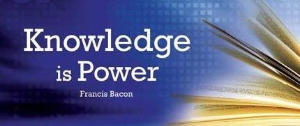 Why Knowledge is Power
