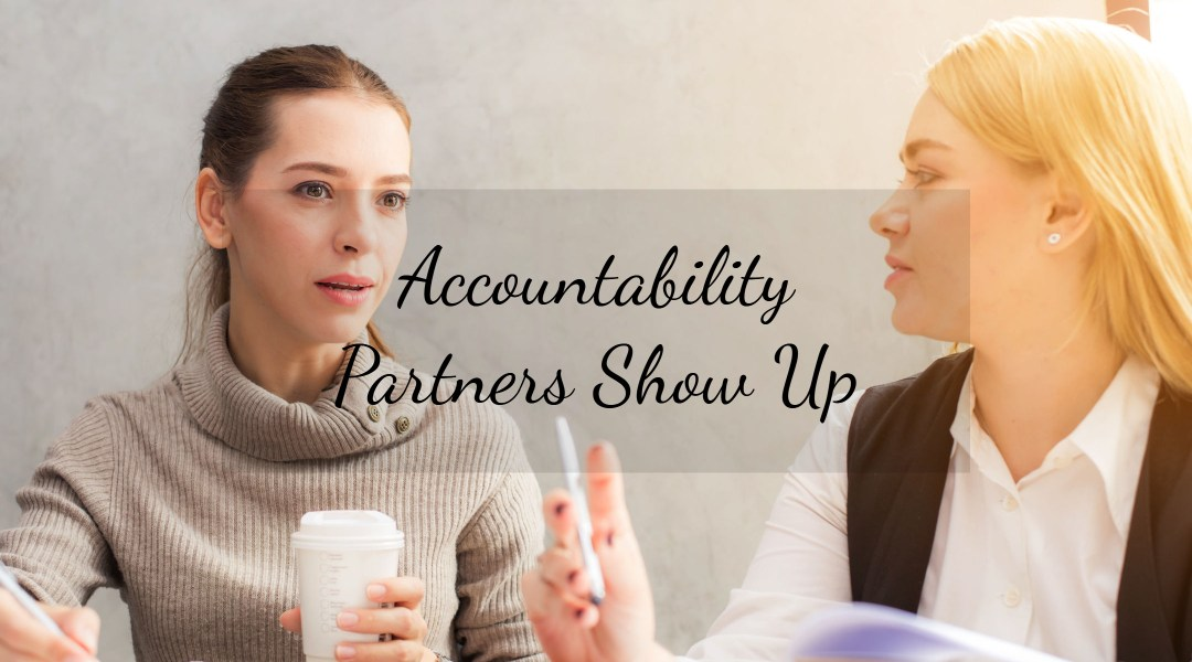 What Is An Accountability Partner?