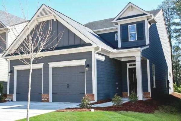 Kerley Family Homes LLC Builder Acworth Landing