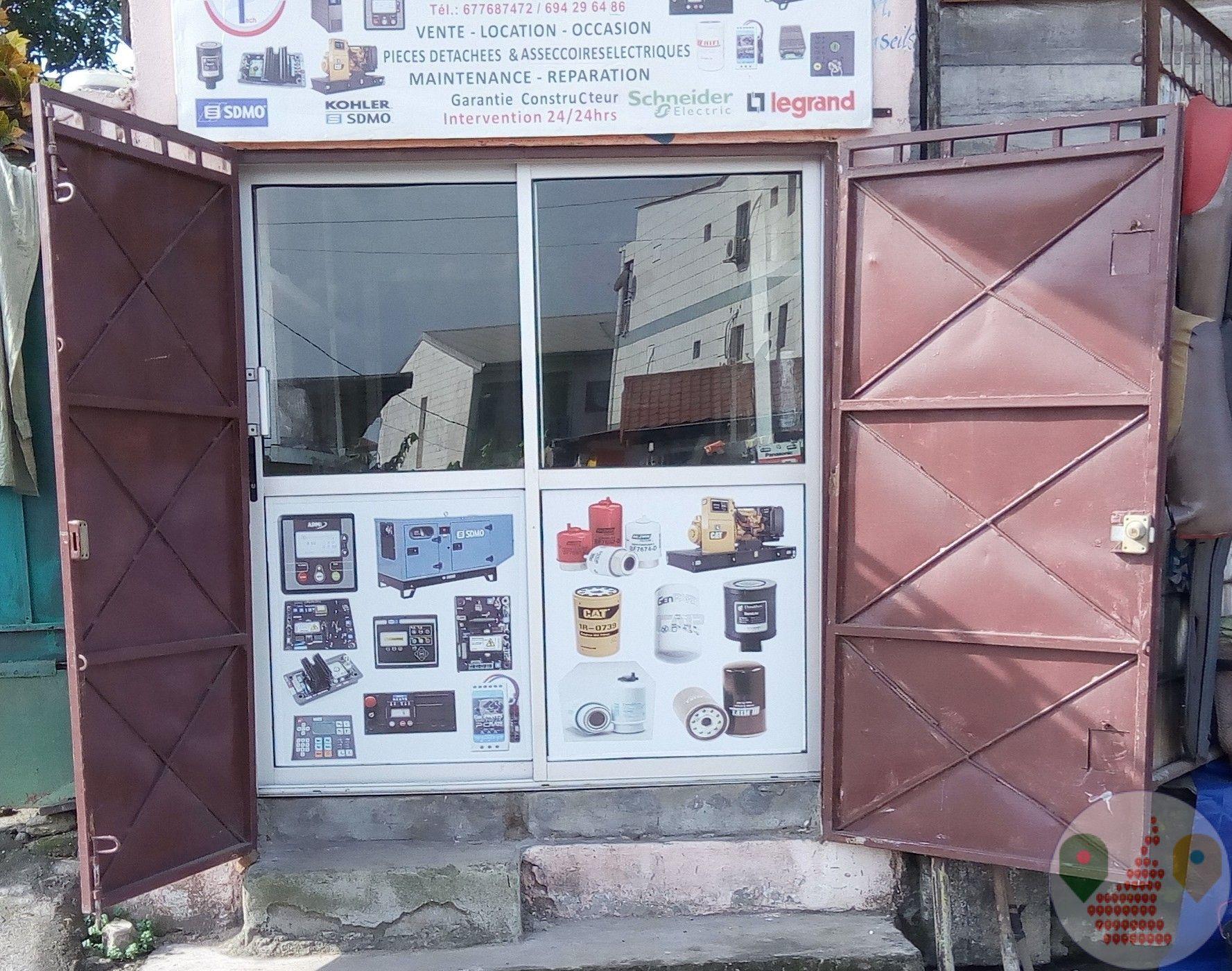 PROSPERE TECHNOLOGIE Groupe Electrogene Bonaberi Douala Cameroun – NNG01
