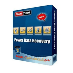 MiniTool Power Data Recovery 9.1 Crack + Serial Key (2021)