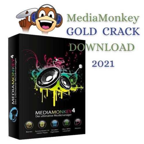 MediaMonkey Gold Crack best audio, video director
