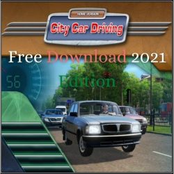 City Car Driving 1.5.9.2 Crack For [Win + Mac] Download [2021]