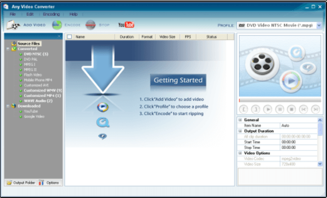 Any Video Converter Crack 2021 updated
