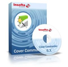 Insofta Cover Commander 6.8.0 Crack Free Download [LATEST 2021]