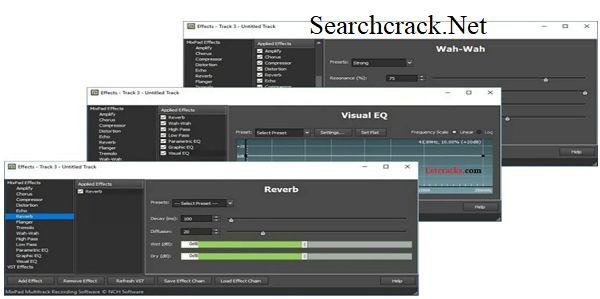 NCH MixPad Crack + Registration Code