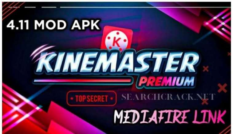 Kinemaster Pro Crack With No Watermark