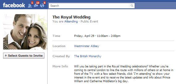 Facebook wedding invitations wedding ideas facebook wedding invitation paperinvite stopboris Choice Image