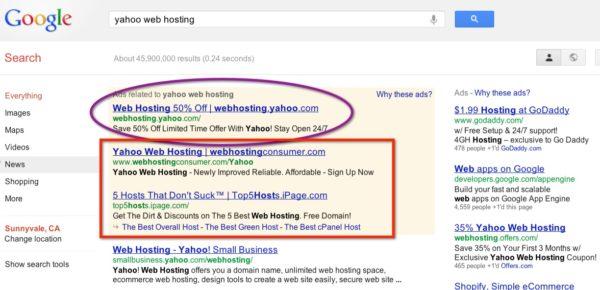 web hosting sem affialiates