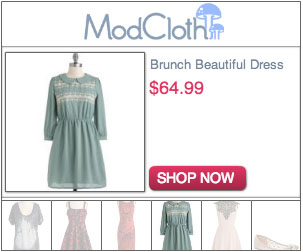 AdWords Dynamic Retargeting Template ModCloth