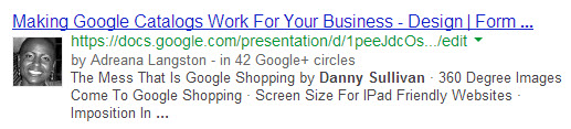 google-docs-presentation-author
