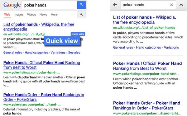 google-quick-view