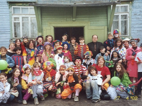 Maria's Children Clown Event.  Source: Maria's Children