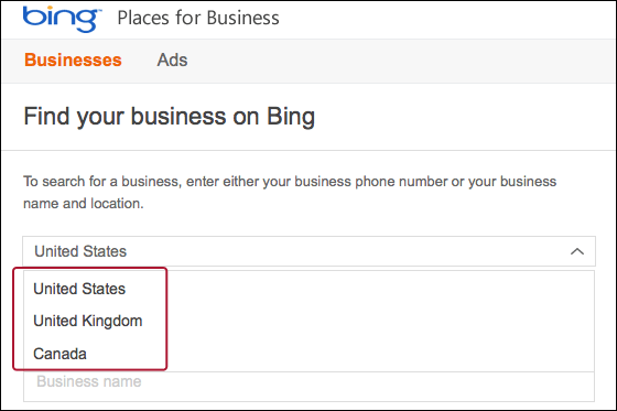 bing-places-countries
