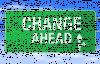 cambios de la ventaja-exit-sign