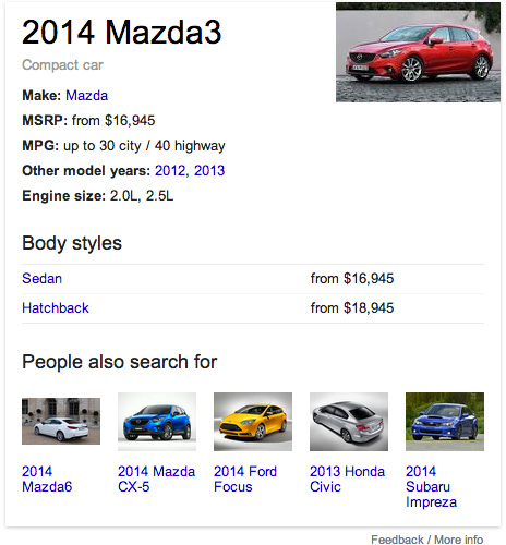 google-car-knowledge-graph
