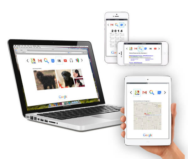 Letter Society Google redesign Alli