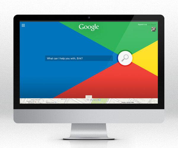 Letter Society Google redesign Erik
