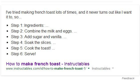 Step by Step Instructions to Make French Toast