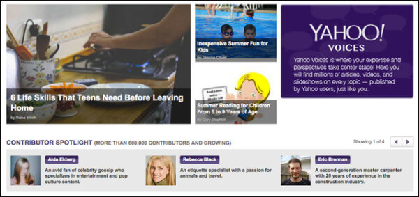 yahoo-voices-homepage