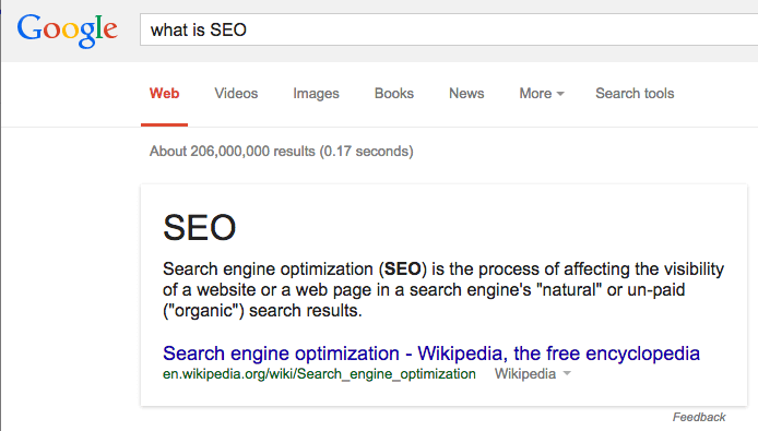 what-is-seo-google