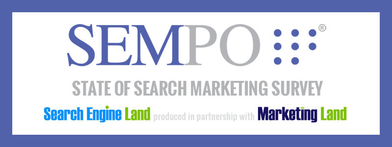 10th Annual SEMPO.org State of Search Marketing Industry Survey