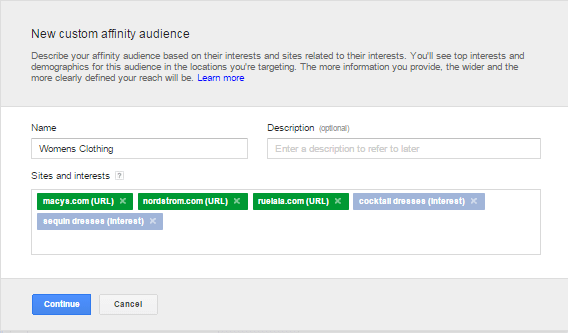 custom_affinity_audiences