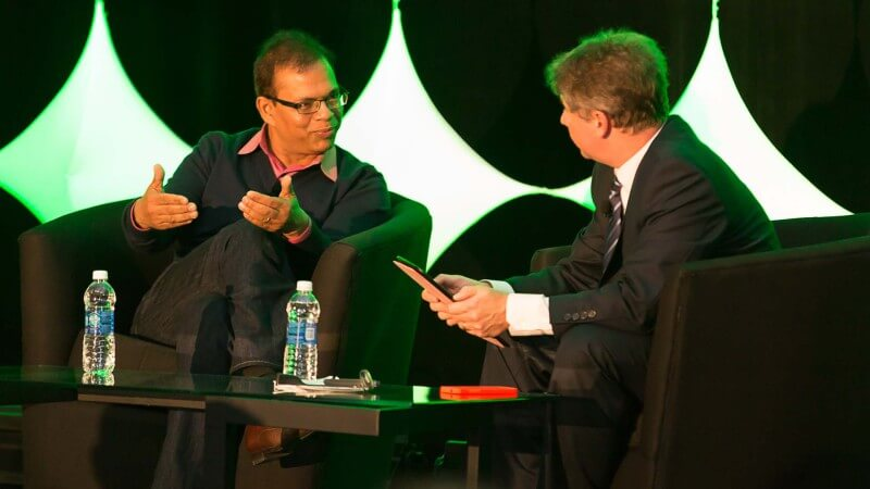Amit Singhal, SVP & Engineer at Google, Talks with Danny Sullivan of Search Engine Land at SMX West