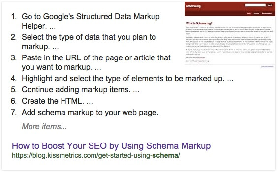 google knowledge graph content scraping