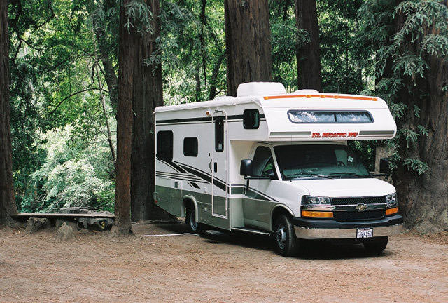 The Andersons' RV