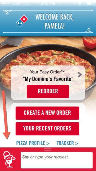 dominos-voice-app