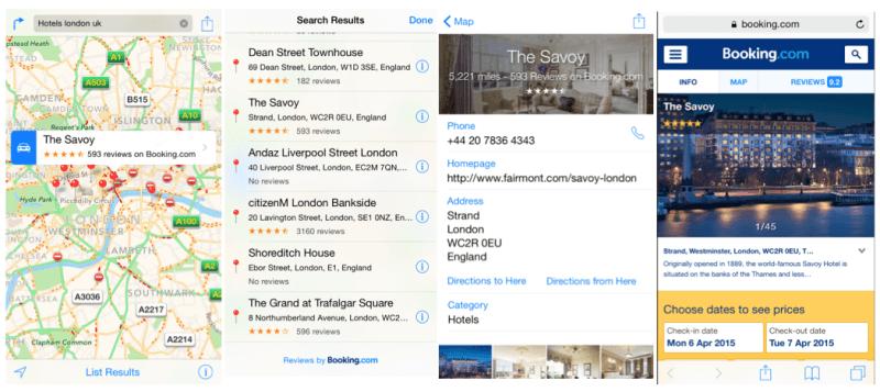 Apple Maps Reviews