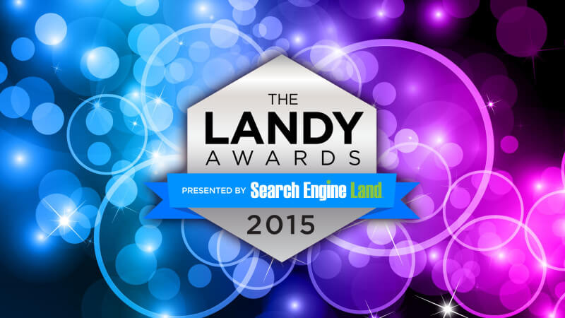 The Search Engine Land Awards - #TheLandys