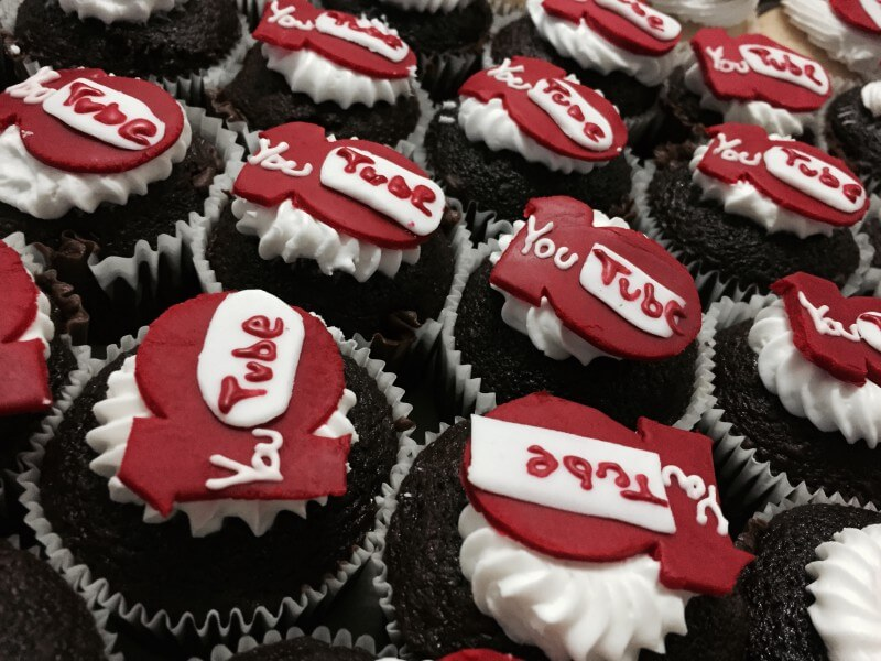 YouTube Cupcakes