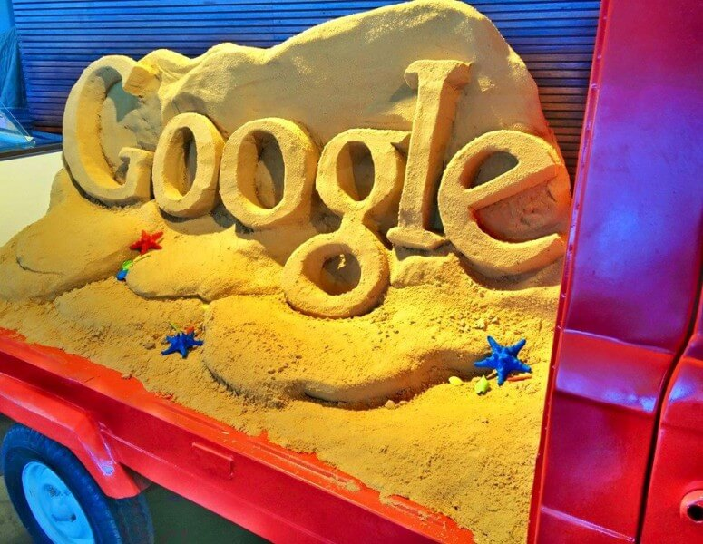 google-sand-logo