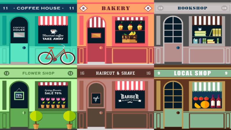 Local businesses have unique competitive advantages over larger brands ...