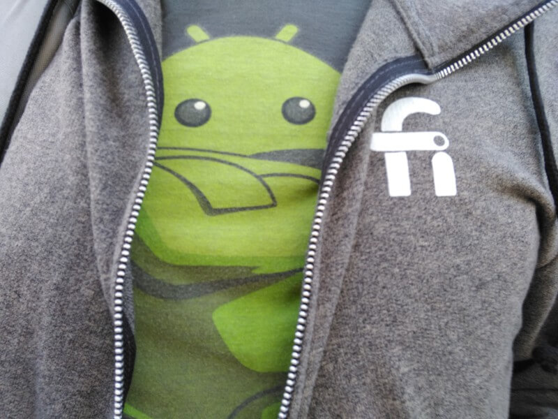 Google Project Fi Jacket