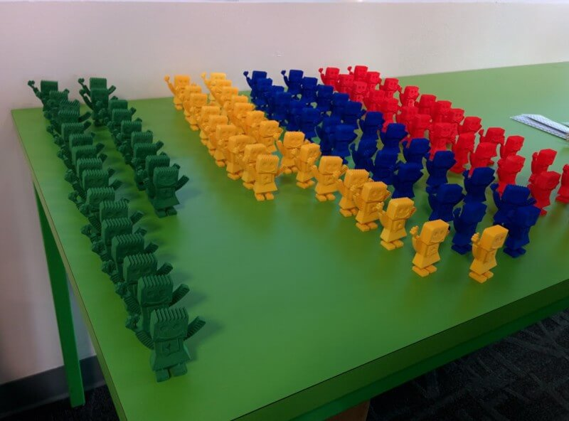 GoogleBot Army