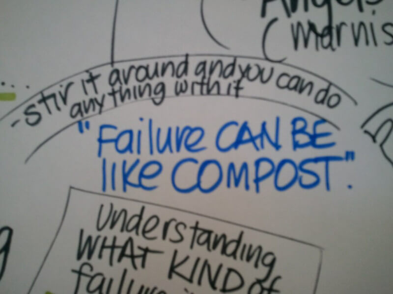 Failure As Compost