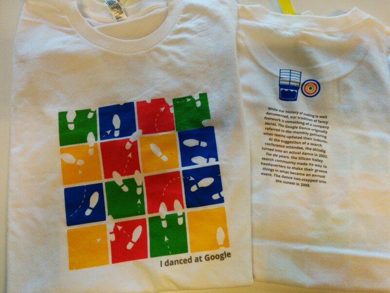 Google Dance T-Shirt